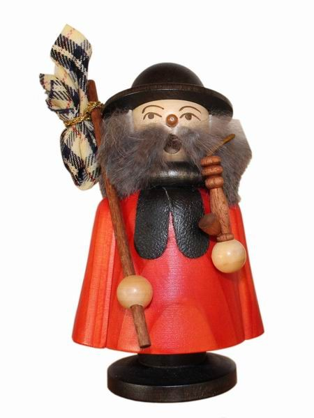 Incense Smoker traveling stained 13cm