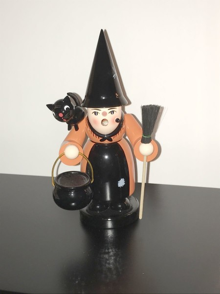 incense man Witch 8.27 inch