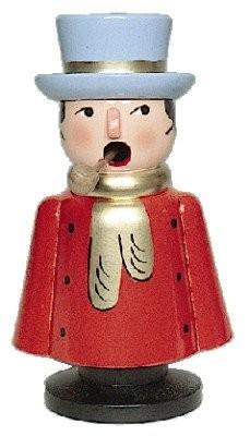 Smoker coachman red 13cm