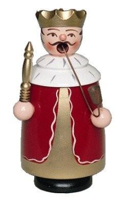 Smoker king red 12cm