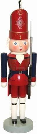 Nutcracker Long guy soldier 39cm
