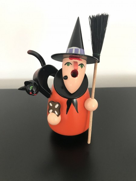 incense man Witch 5.12 inch
