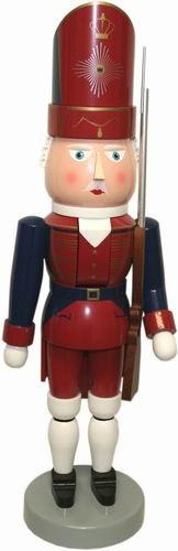 Nutcracker Long guy soldier 54cm